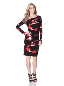 Kamali red dress
